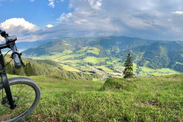 E-Bike Urlaub in Österreich